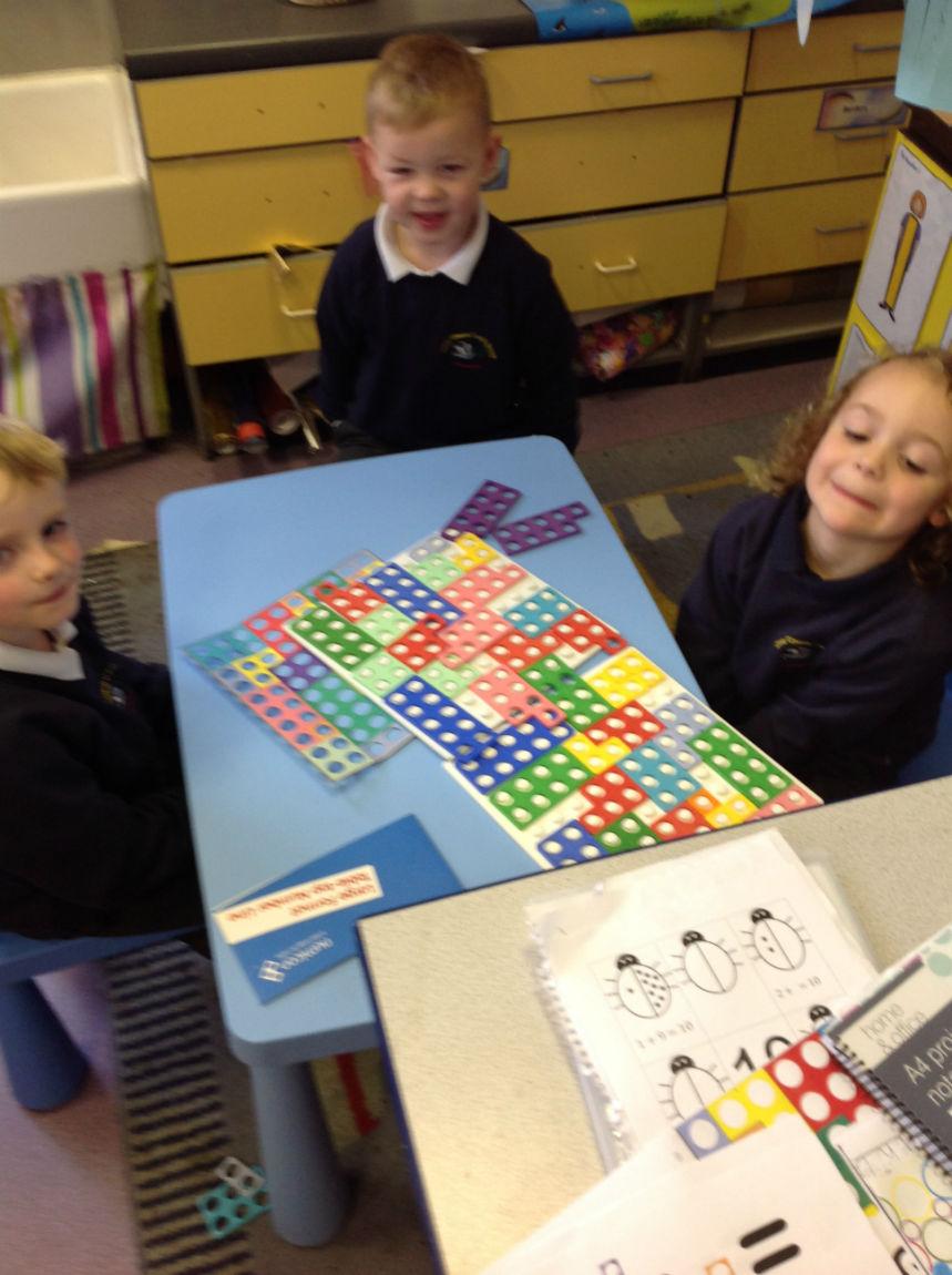 Reception Activities - Christ Church C.E. Primary School